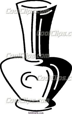 244x383 Clip Art Black And White Nail Polish Clipart