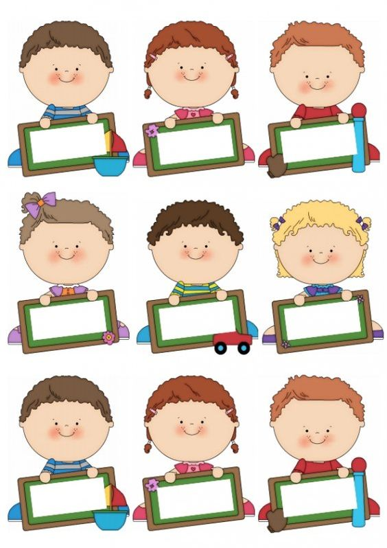 564x798 Print And Use These Name Tags Around Your Classroom.see This Blog