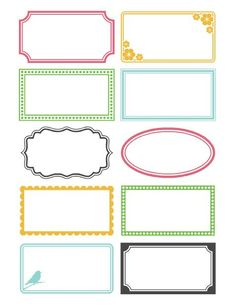 236x305 School Labels Labels Amp Backgrounds Amp Award Certificates
