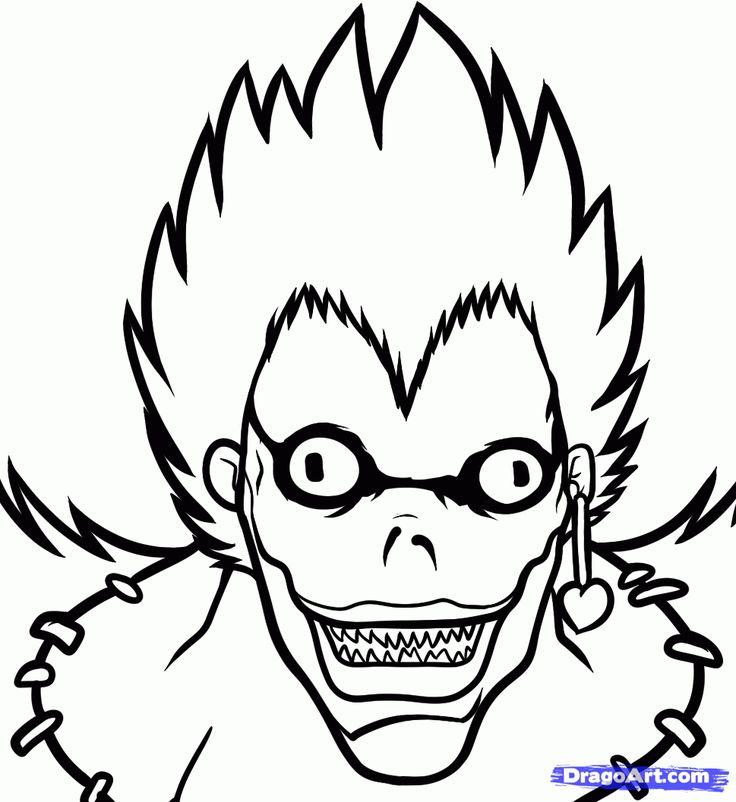 Naruto Draw Easy