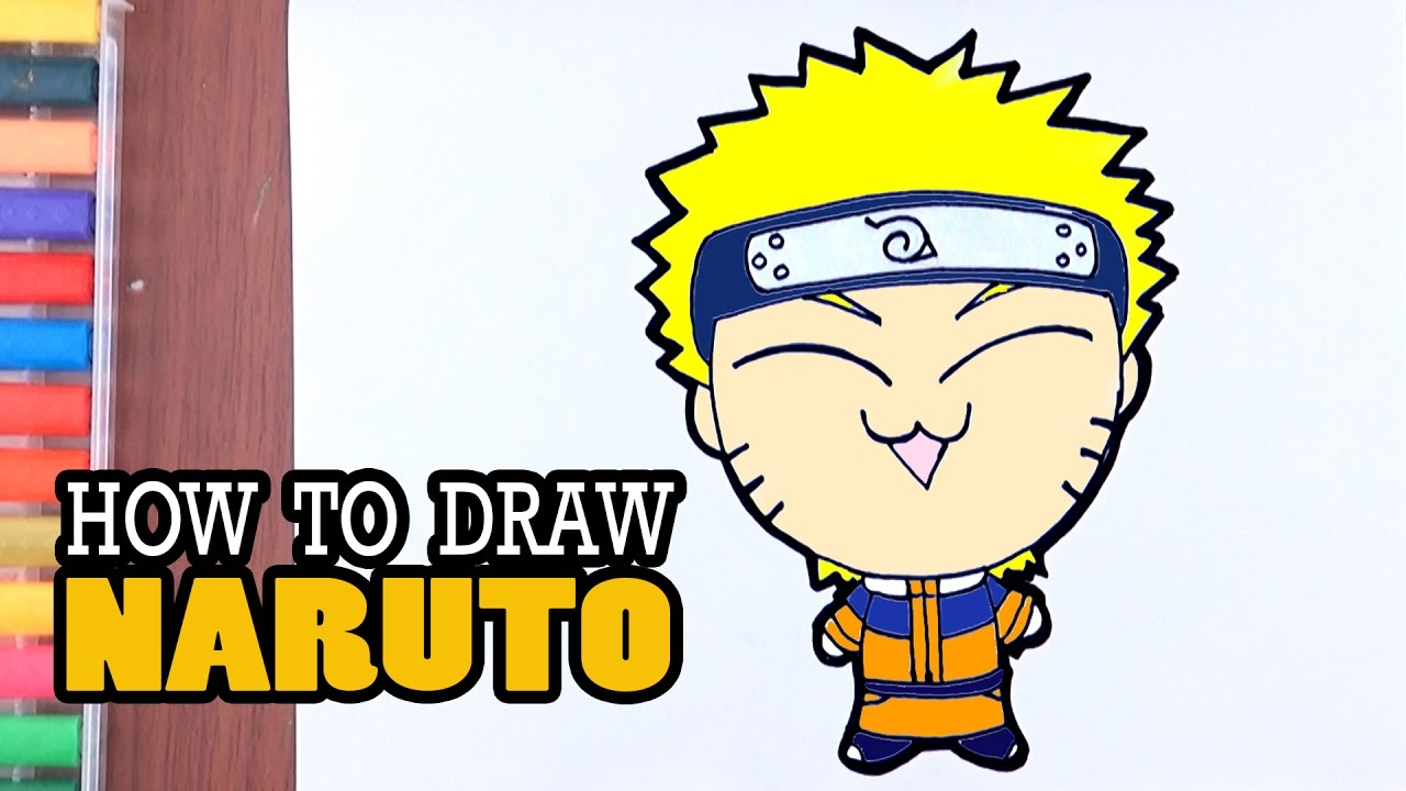 1280x720 How To Draw Naruto Step By Step Drawings Naruto Easy Speed