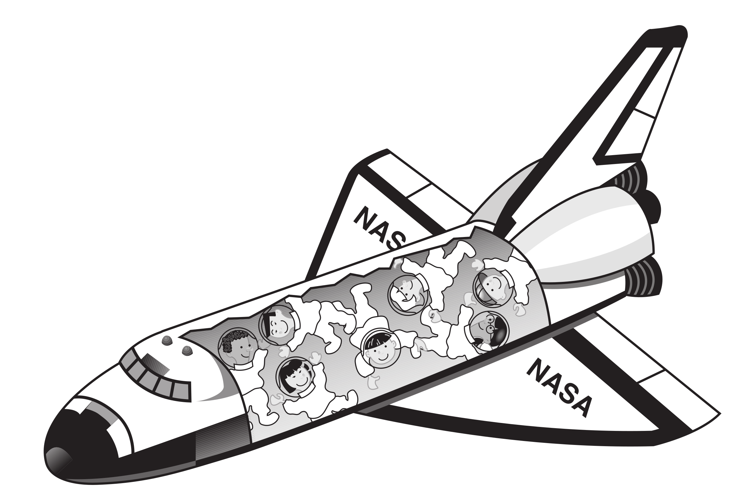 Nasa Clipart Free Download Best Nasa Clipart On Clipartmag Com