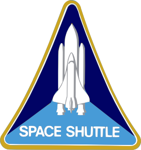 282x299 Space Shuttle Clip Art