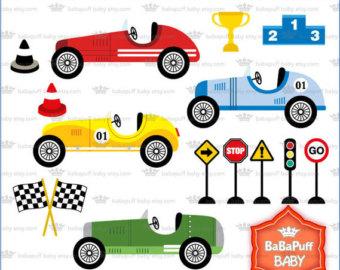 340x270 Nascar Clipart Race Car
