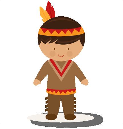 432x451 Free Cartoon Native Americans Clipart
