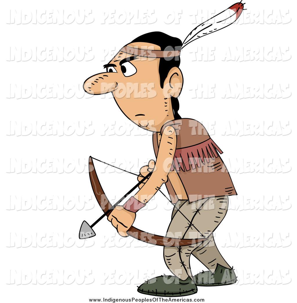 1024x1044 Native American Cartoon Clipart