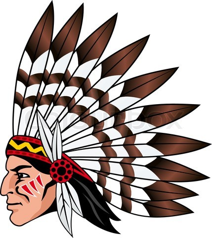 429x480 Native American Cartoon Pictures