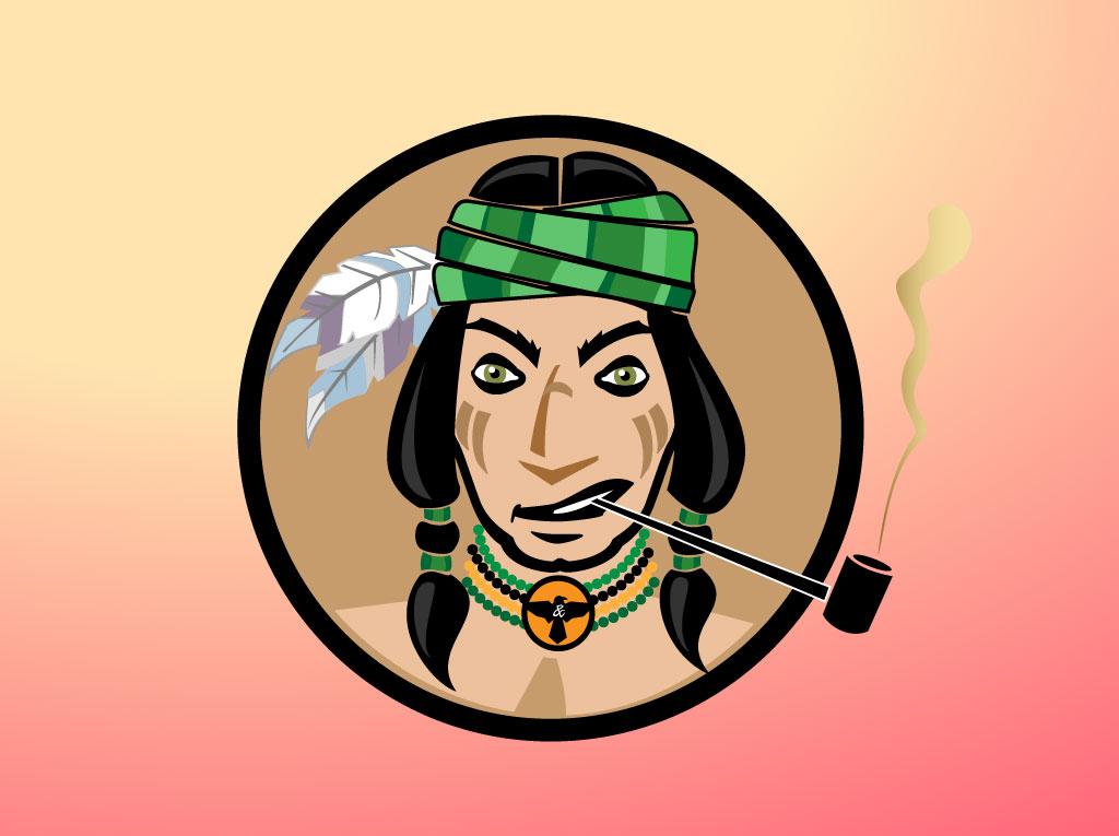 1024x765 Native American Cartoon