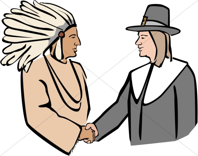 776x611 Native American Clipart Squanto
