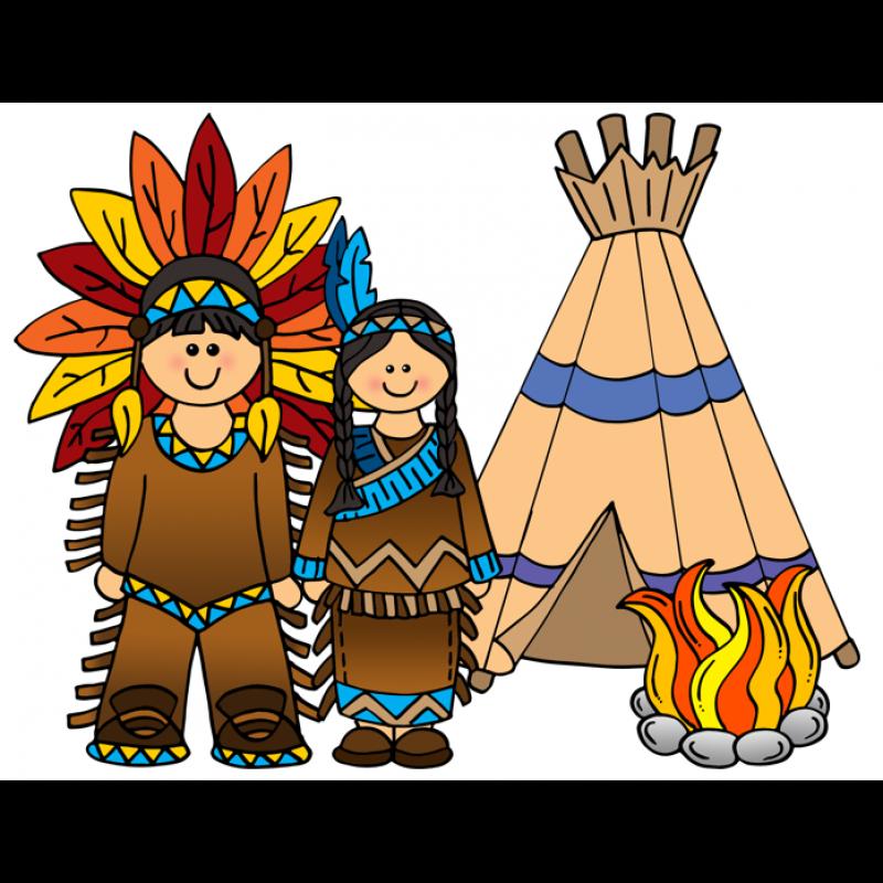 800x800 Native American Clip Art Tumundografico 2