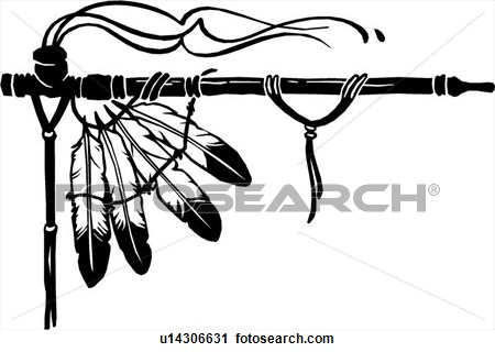 450x320 Clipart Of , Feather, Graphic, Native American, Pinstriping, Power