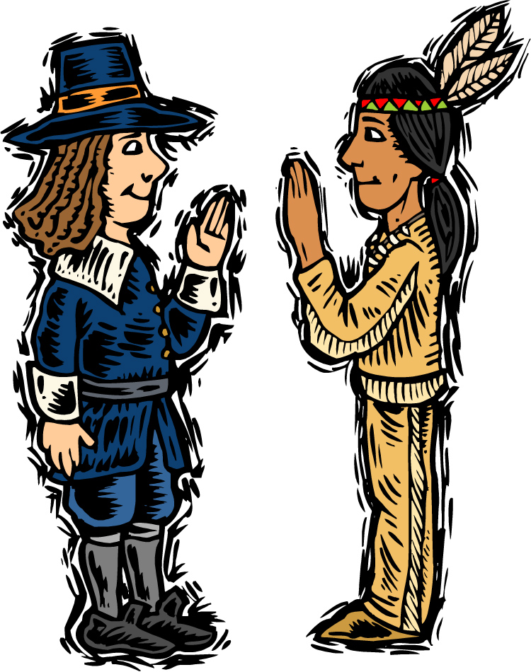 750x950 Free Native American Clipart Pictures