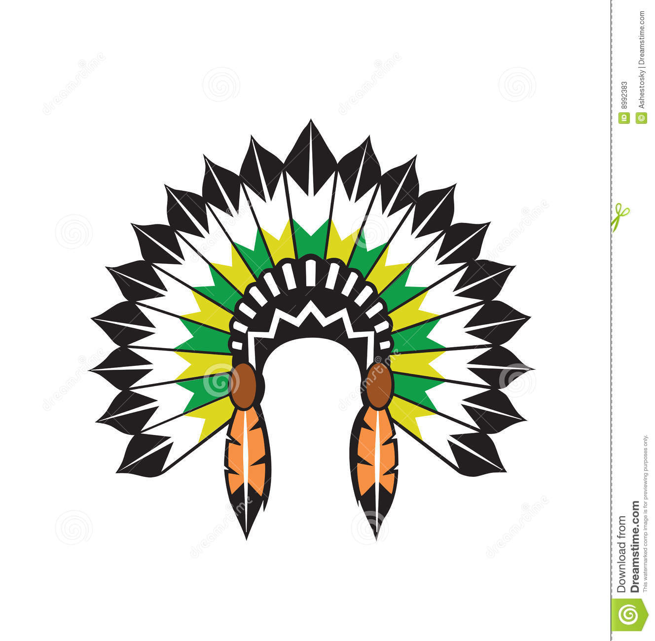 1328x1300 Native American Clipart
