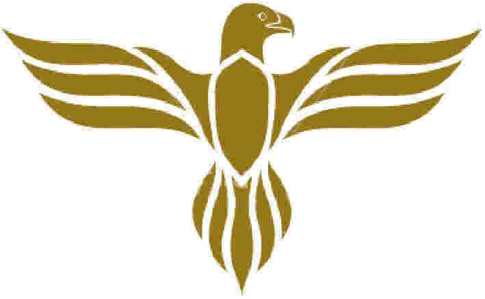 709x437 Native American Eagle Clipart
