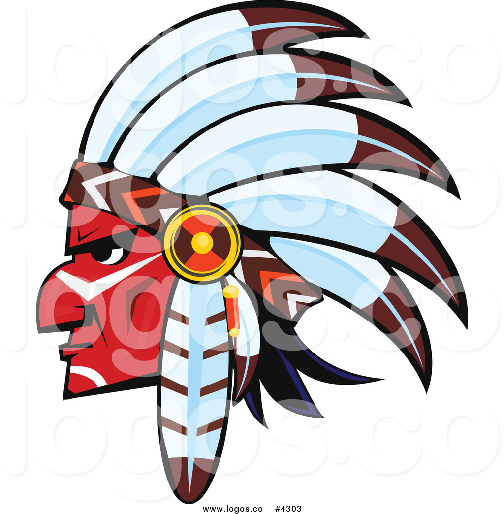 1024x1044 Royalty Free Native American Logo By Vector Tradition Sm