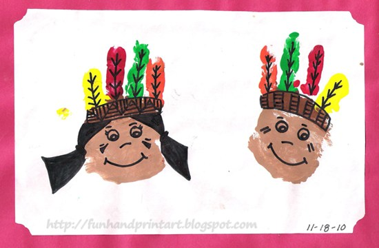 550x360 9 Native American Crafts For Kids