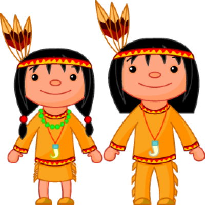 400x400 Native American Couple Clip Art, Native Americans And Couples