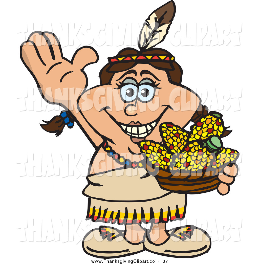 1024x1044 Native American Thanksgiving Clipart