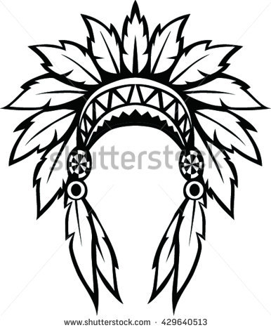 386x470 Native American Clipart Planting
