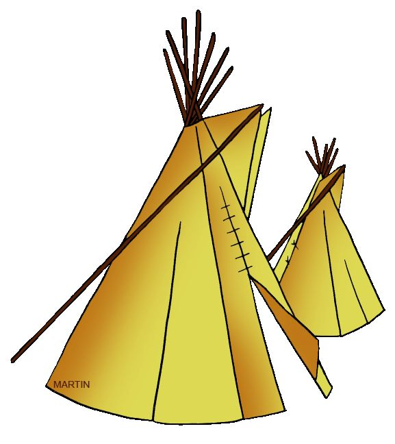 Native Americans Clipart