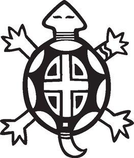 263x310 Native American Symbol Clipart