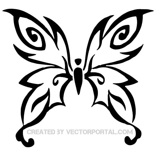 660x660 Black Spider Clip Art