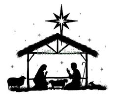 236x215 Advent 3 The Magi And The Camels Clip Art, Vintage Christmas