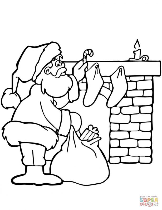615x796 Other Elephant Coloring Pages Detailed Coloring Pages Christmas