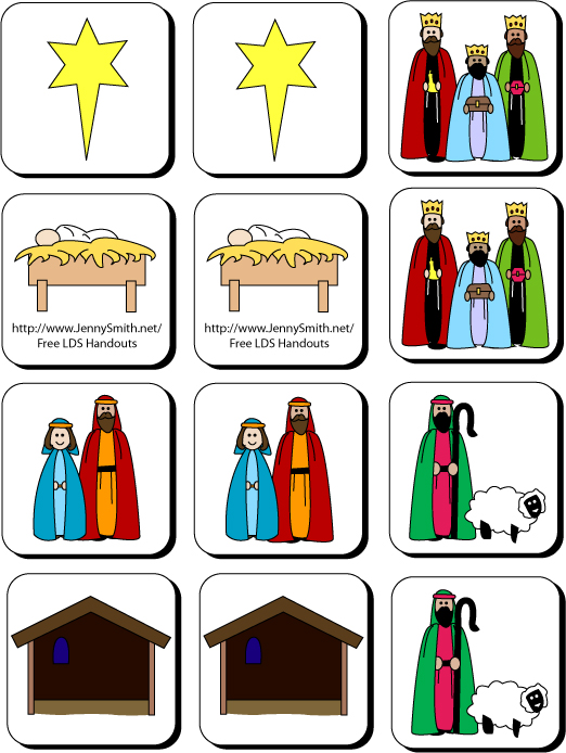 522x694 Lds Clipart Nativity