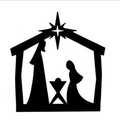 236x236 Nativity On Nativity Scenes Bethlehem And Clip Art