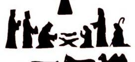 272x125 Nativity Scene Clip Art Free Clipart Panda