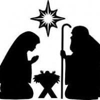 200x200 Free Nativity Clipart