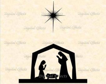 340x270 Nativity clipart Nativity clip art Christmas clipart Jesus