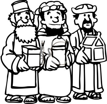 350x339 Wise Men Clip Art Many Interesting Cliparts