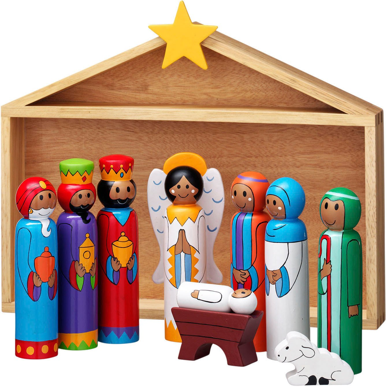 1340x1340 Childrens Nativity Sets Liverpool Cathedral