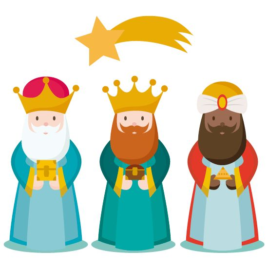 Nativity Scene Photo Clipart
