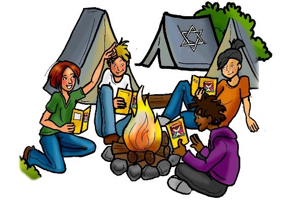 580x401 Camping Clipart Family Camping
