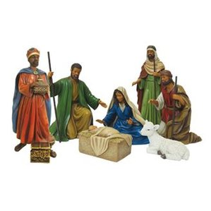 299x299 Nativity Scenes Amp Sets You'Ll Love Wayfair