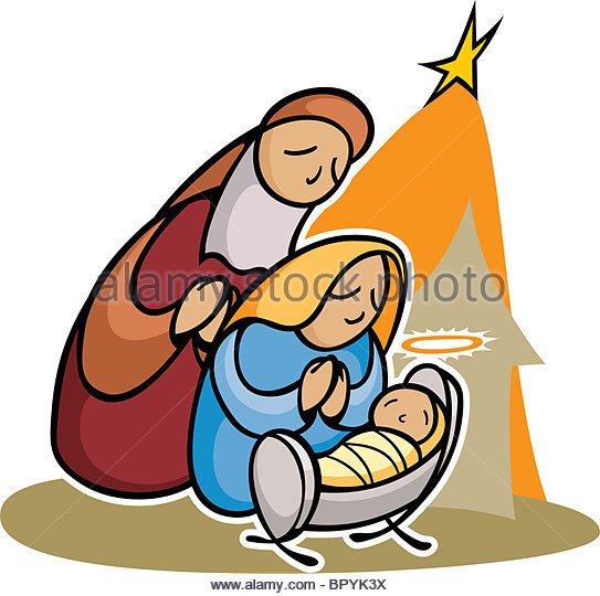 543x540 Holy Nativity Scene Stock Photos Amp Holy Nativity Scene Stock