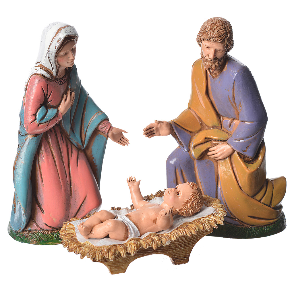 1024x1024 Moranduzzo Nativity 12cm, 6 Figurinesline Sales