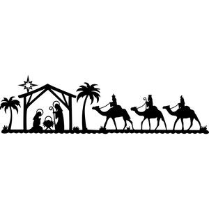 300x300 41 Best Nativity Scenes Images Crafts, Drawings