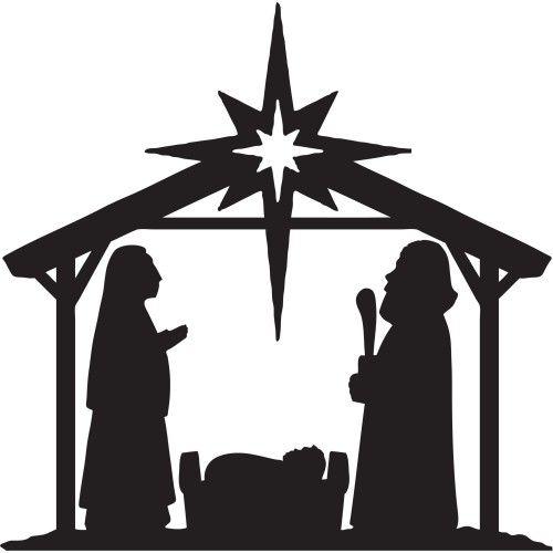 Nativity Silhouette Patterns | Free download best Nativity ...