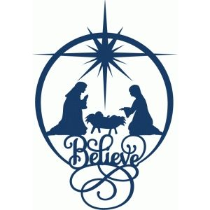 image regarding Nativity Scene Silhouette Printable identified as Nativity Silhouette Styles Free of charge obtain simplest Nativity