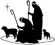 236x193 Pix For Gt Shepherd And Sheep Silhouette Nativity