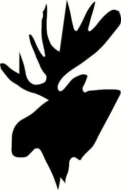 236x371 Silhouette Of A Deer For Scroll Saw Patterns Free