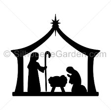 Nativity Silhouette Patterns Download | Free download best