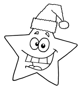 276x300 Free Coloring Page Clip Art Image