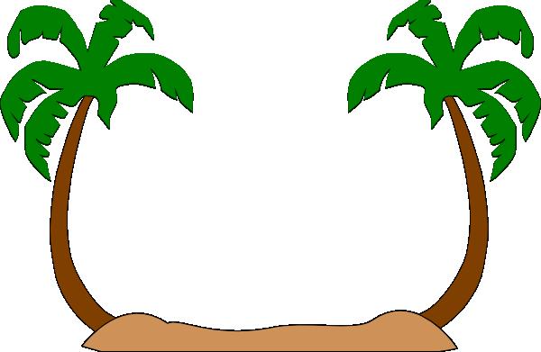 600x391 Palms clip art art nature download vector clip