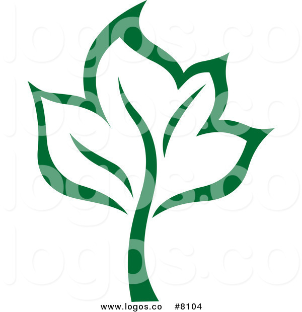 600x620 Royalty Free Clip Art Vector Green Tree Nature Logo By Vector