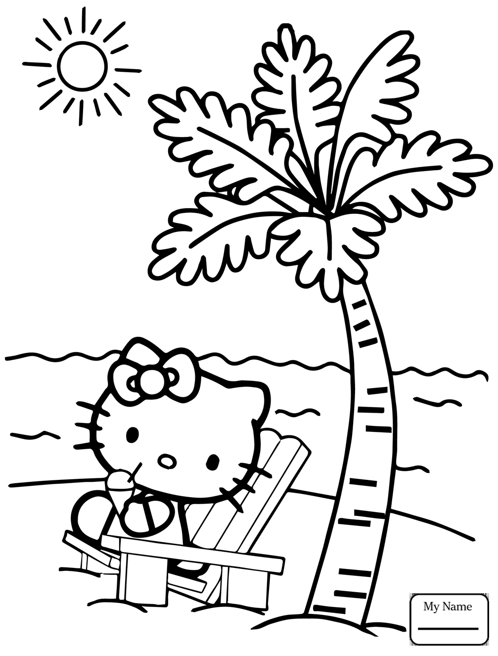 Nature Coloring Pages   Free download best Nature Coloring Pages on ...